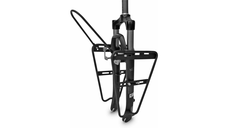 RFR Gepäckträger Lowrider Suspension black