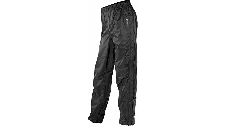 VAUDE Mens Fluid Full-zip Pants II L