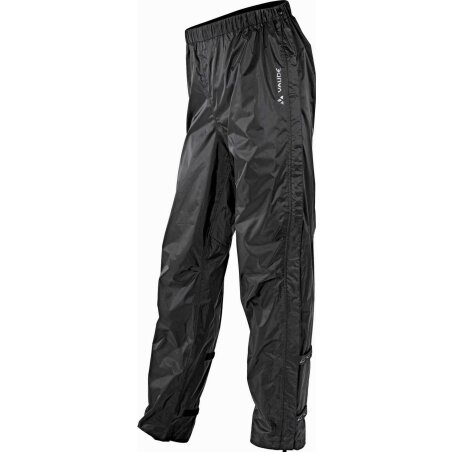 Vaude Mens Fluid Full-zip Pants II L