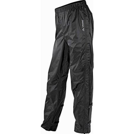 VAUDE Mens Fluid Full-zip Pants II XXL