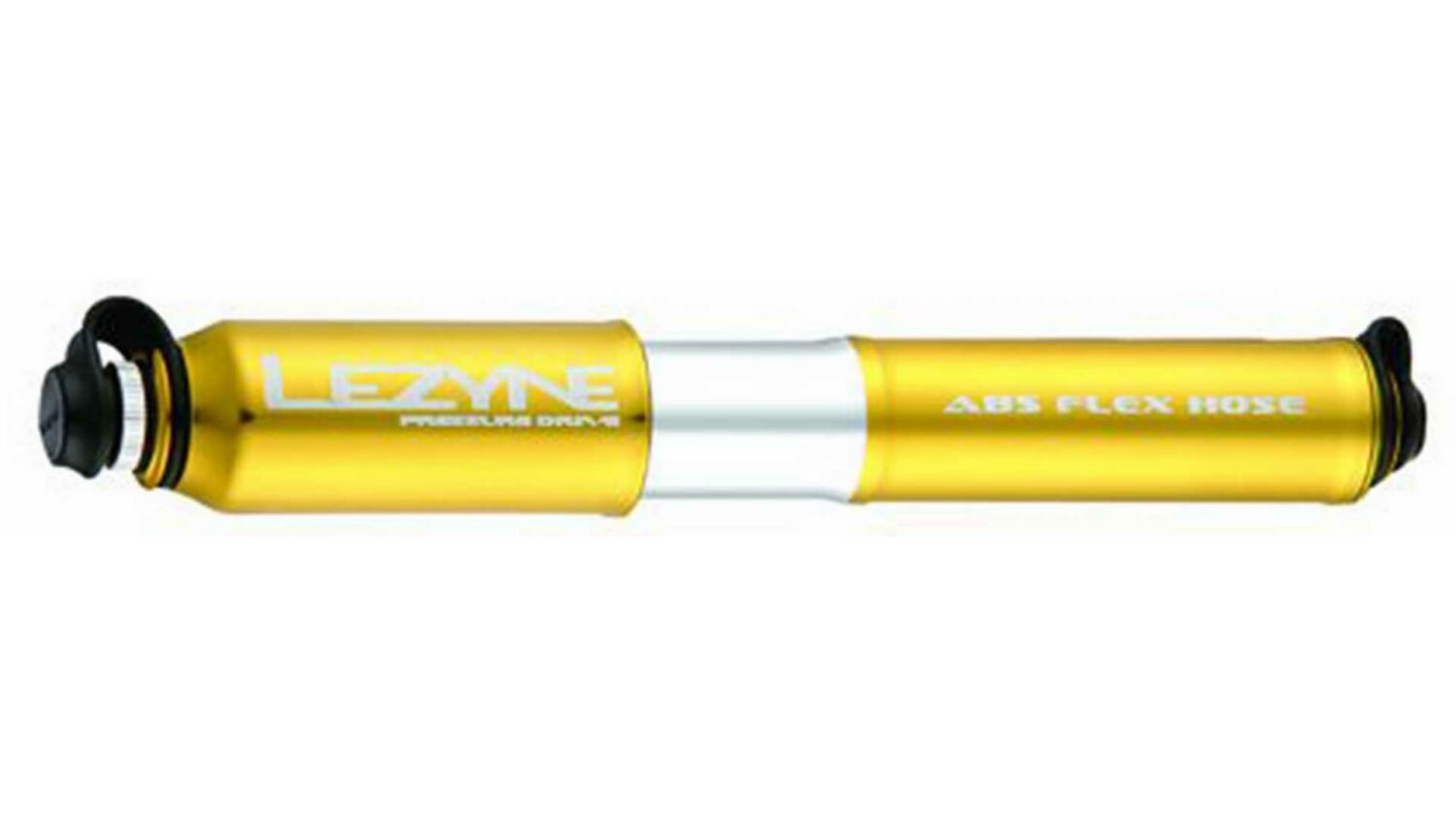 Lezyne Pressure Drive M Luftpumpe gold