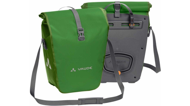 VAUDE Aqua Back Paar Gepäckträger Tasche parrot green