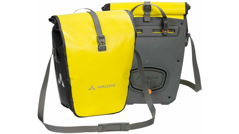VAUDE Aqua Back Paar Gepäckträger Tasche canary