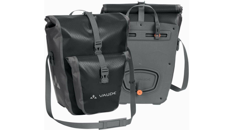 VAUDE Aqua Back Plus Paar Gepäckträger Tasche black
