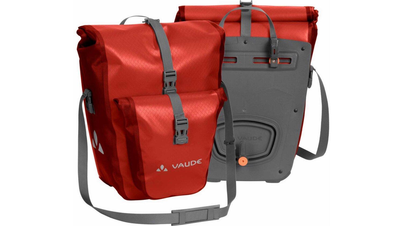 VAUDE Aqua Back Plus Paar Gepäckträger Tasche lava