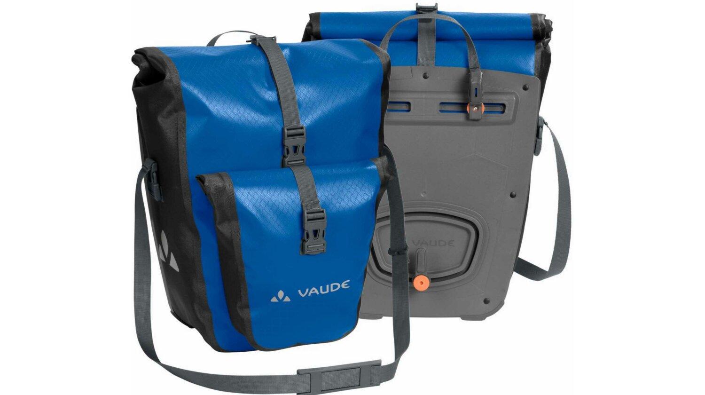 VAUDE Aqua Back Plus Paar Gepäckträger Tasche blue