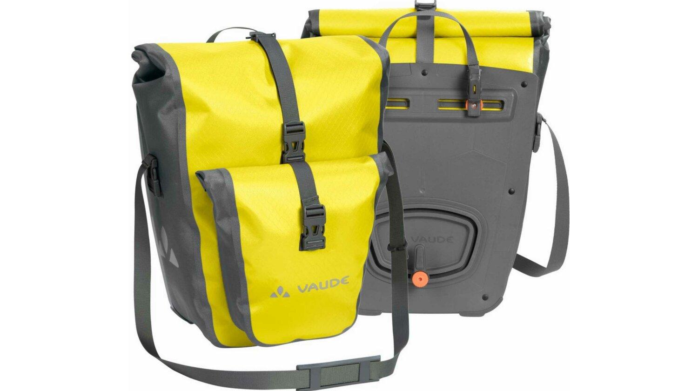 VAUDE Aqua Back Plus Paar Gepäckträger Tasche canary
