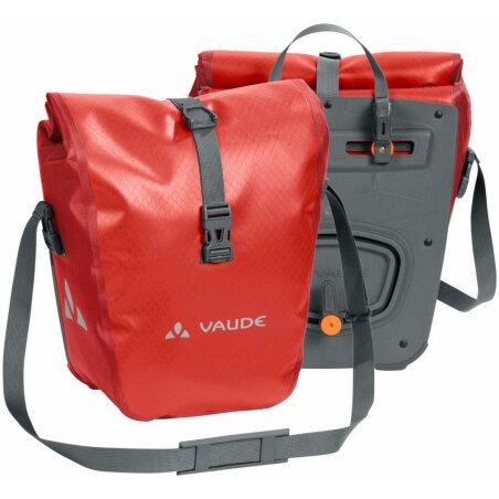 VAUDE Aqua Front Paar Gepäckträger Tasche lava