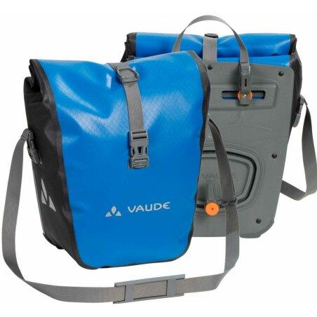 VAUDE Aqua Front Paar Gepäckträger Tasche blue
