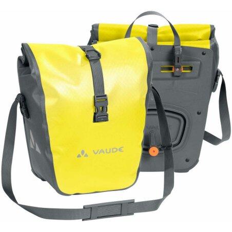 VAUDE Aqua Front Paar Gepäckträger Tasche canary