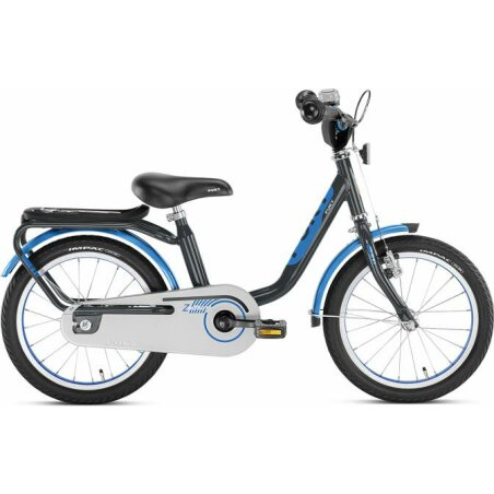 Puky Z 6 Edition Kinderrad 16 anthrazit/ blue
