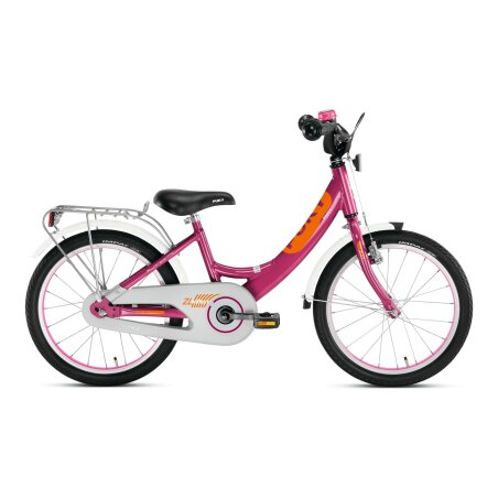 Puky ZL 18-1 Alu Edition Kinderrad 18 berry