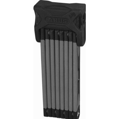 Abus Bordo Big Plus 6000/120 ST Faltschloss 120 cm schwarz