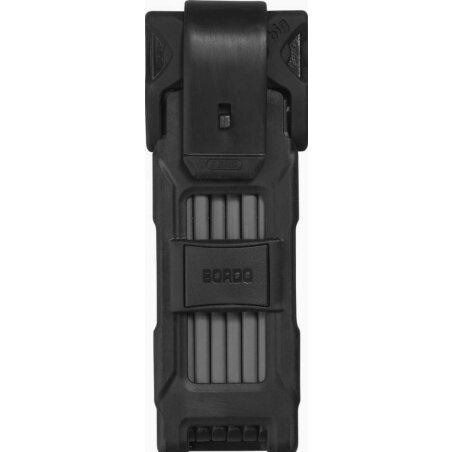 Abus Bordo Big Plus 6000/120 ST Faltschloss 120 cm schwarz standard