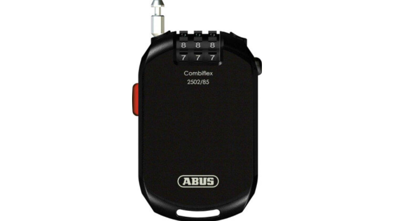 Abus Combiflex 2502/85 Roll-Back-Kabelschloss
