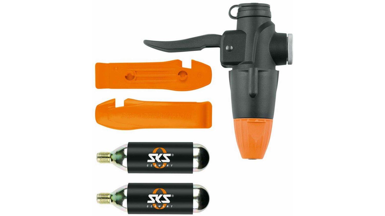 SKS TL-Head-Set Pumpenkopf mit Kartusche