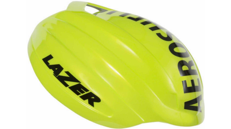 Lazer Aeroshell Z1 flash yellow Kunststoffcover