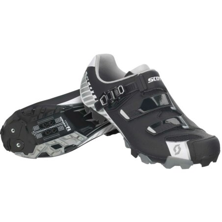 Scott MTB Pro MTB- Schuh matt black/gloss white