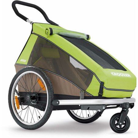 Croozer Kid for 1 Anhängerb Meadow Green