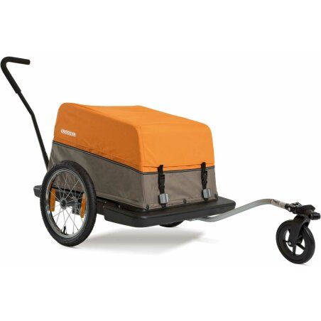 Croozer Cargo Anhänger Sunset Orange