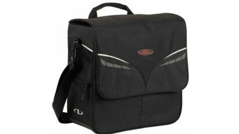 Norco Boston City Gepäckträgertasche schwarz