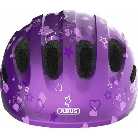 Abus Smiley 2.0 Helm purple star