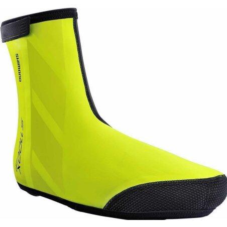 Shimano S1100X H2O Überschuhe neon gelb