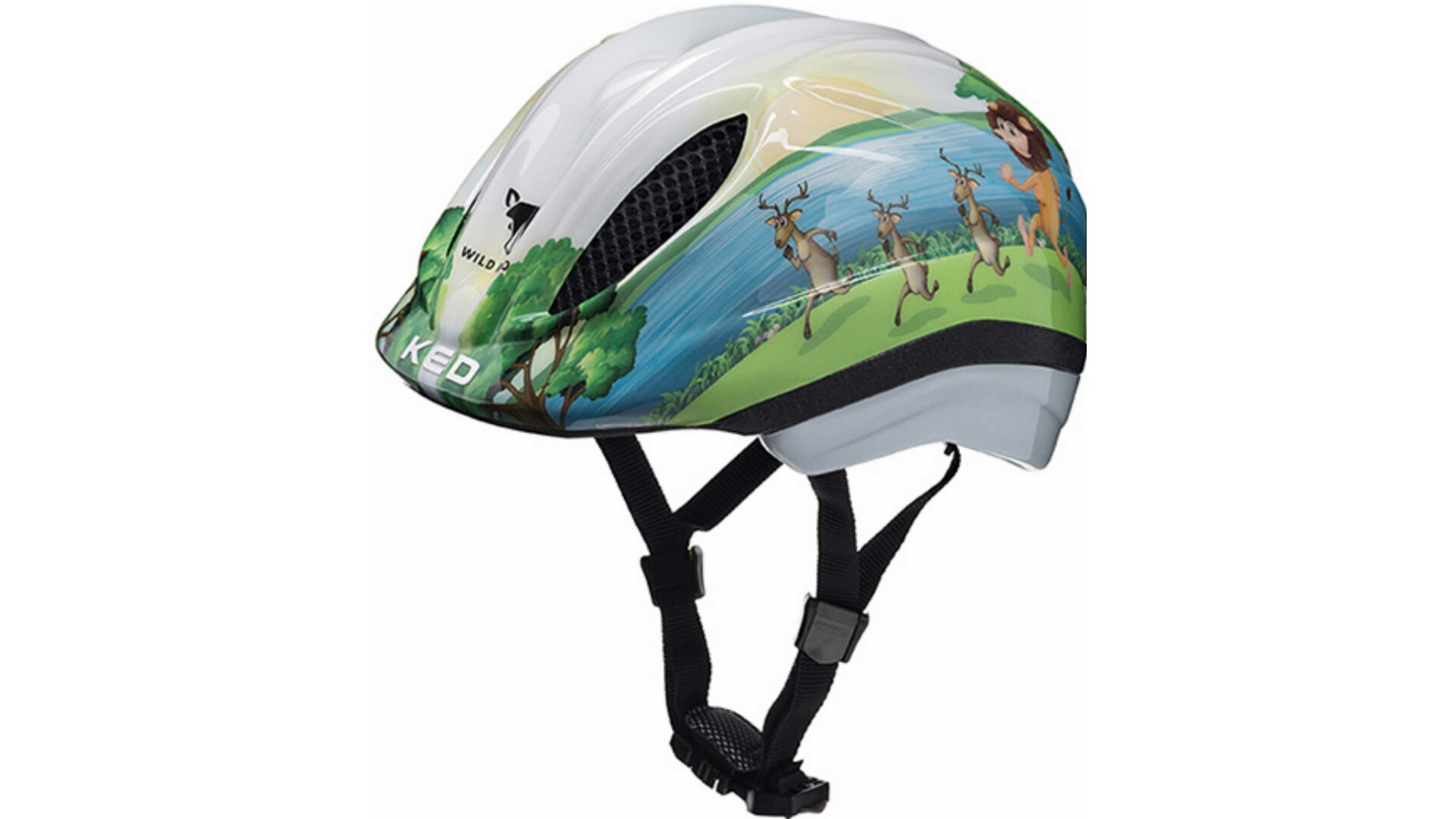 KED Meggy II Trend Safari Helm