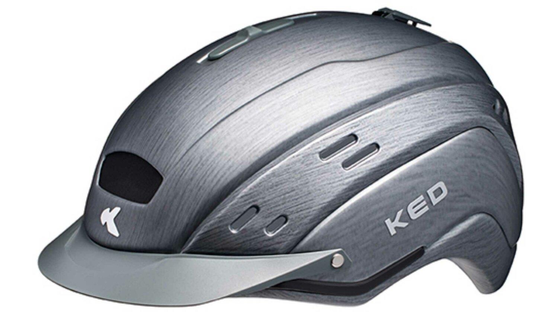 KED Cocon Helm grey L/58-62 cm