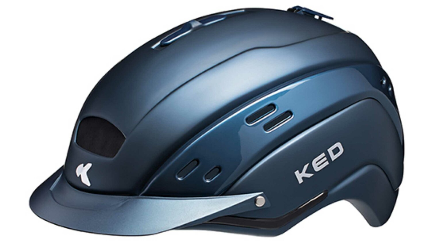 KED Cocon Helm blue
