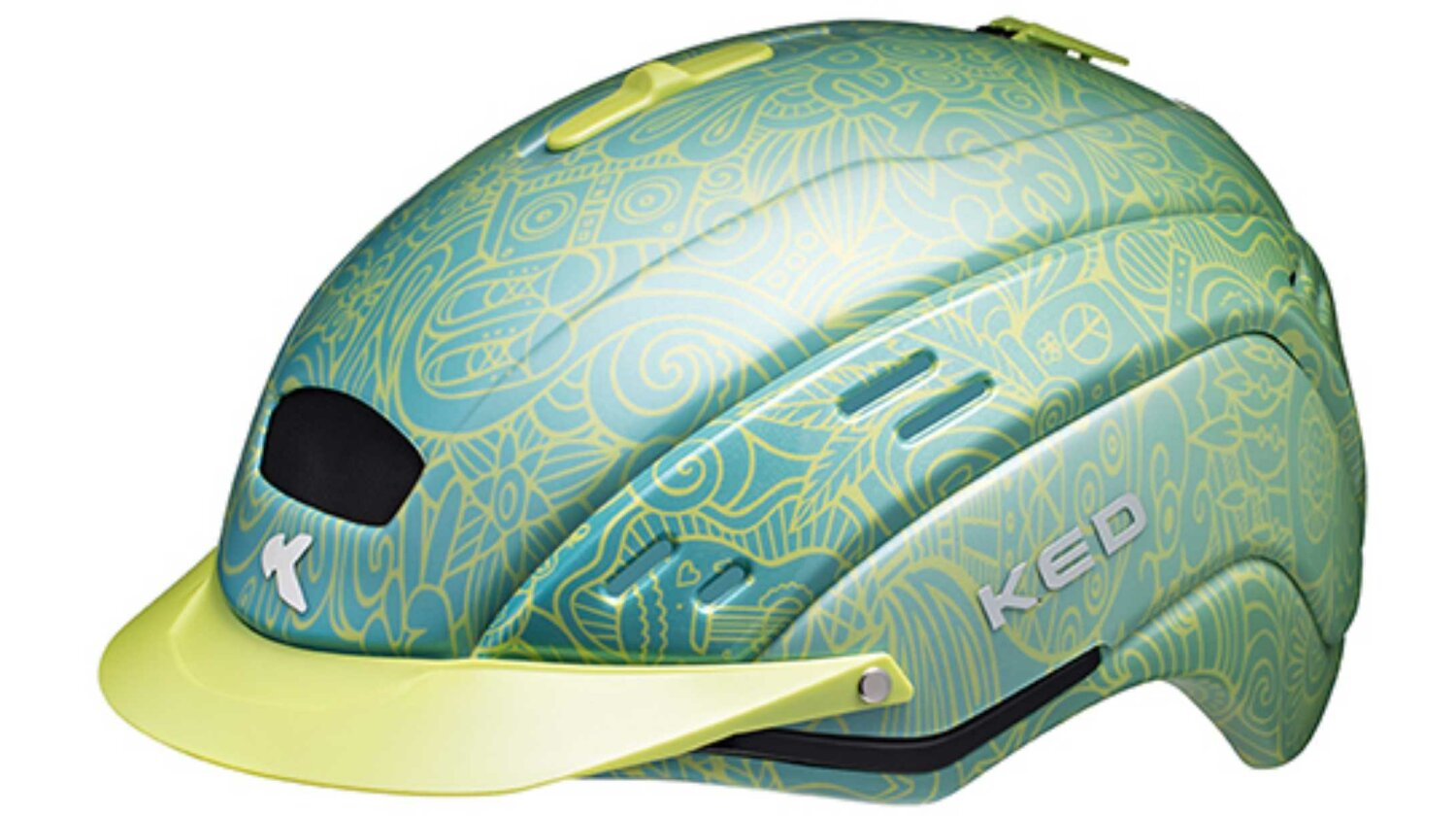 KED Cocon Helm green M/55-59 cm