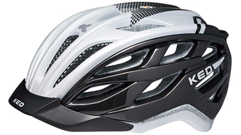 KED Xant (XC) Helm White Black M/54-59 cm