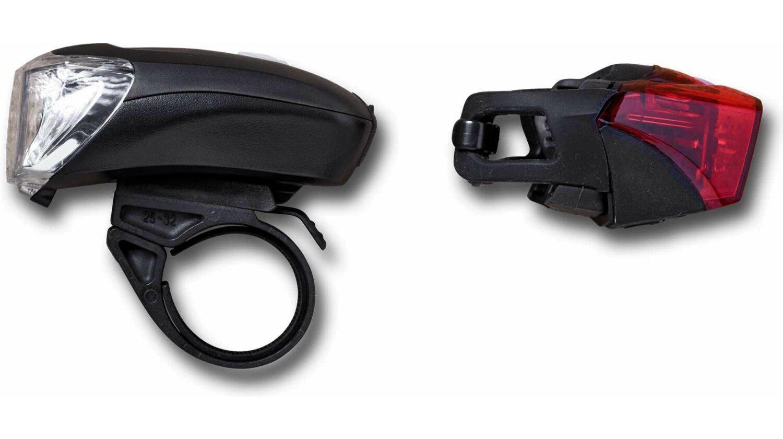 RFR Beleuchtungsset Tour 35 USB black