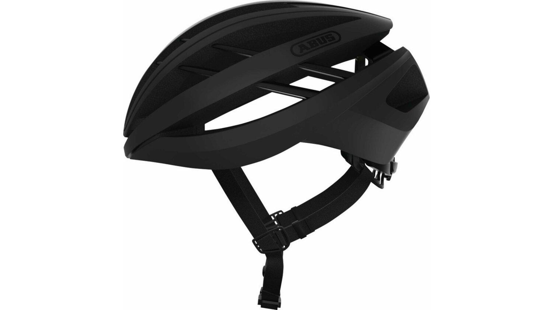 Abus Aventor Helm velvet black M (54-58 cm)