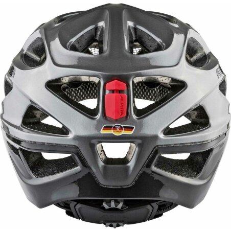 Alpina Mythos 3.0 Helm darksilver black red