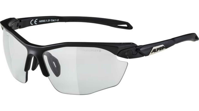 Alpina Twist Five HR  black matt VL+ Brille
