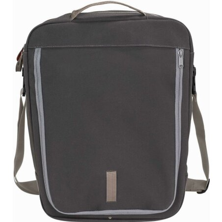 VAUDE Classic Back Gepäckträger Tasche phantom black