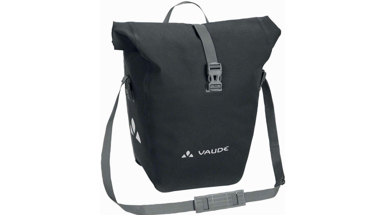 VAUDE Aqua Back Deluxe Single Hinterradtasche phantom black