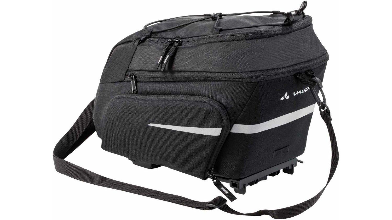 VAUDE Silkroad Plus (i-Rack) Gepäckträgertasche black