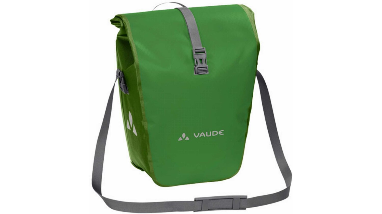 VAUDE Aqua Back Single Gepäckträger Tasche parrot green