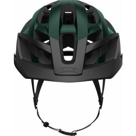 Abus Moventor Helm smaragd green