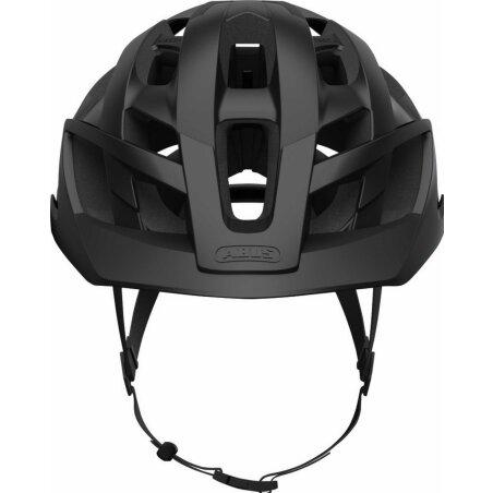 Abus Moventor Helm velvet black L (57-62 cm)
