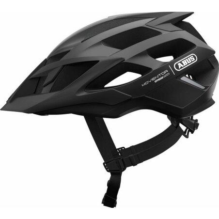 Abus Moventor Helm velvet black M (52-57 cm)