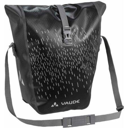 VAUDE Aqua Back Luminum Single Hinterradtasche black