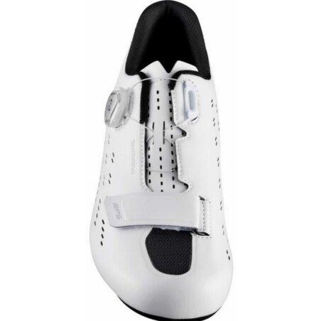 Shimano SH-RP5W Rennradschuh mit Boa Verschluß weiß