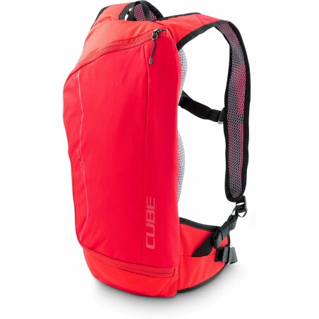 Cube PURE 4RACE Rucksack red