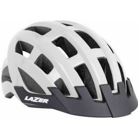 Lazer Compact Helm 54-61 cm  white