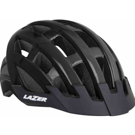 Lazer Compact Helm 54-61 cm  black