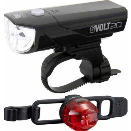 Cat Eye GVolt20RC + Loop 2G Beleuchtungsset