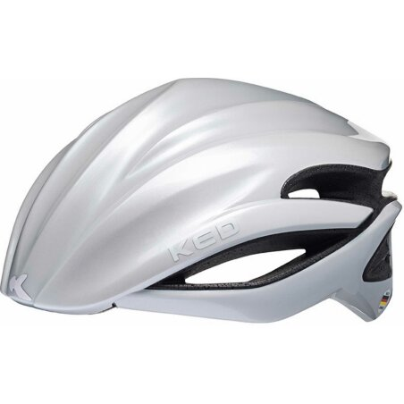 KED Rayzon Race Rennrad-Helm white